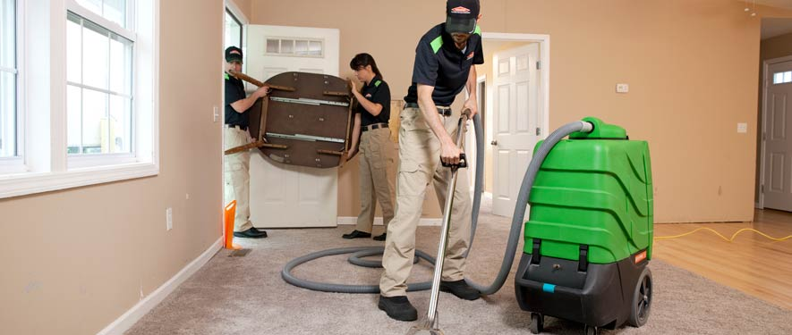 Parkersburg, WV residential restoration cleaning
